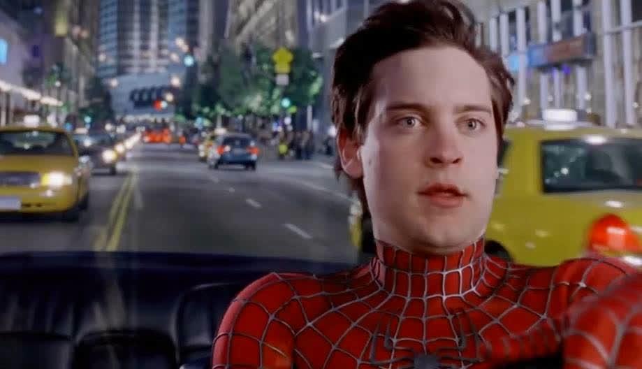 蜘蛛侠拯救完世界,还捡了辆劳斯莱斯,这下赚大了