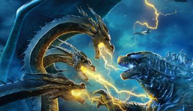 【哥斯拉2:怪兽之王】定档5月31日 年度必看怪兽巨制