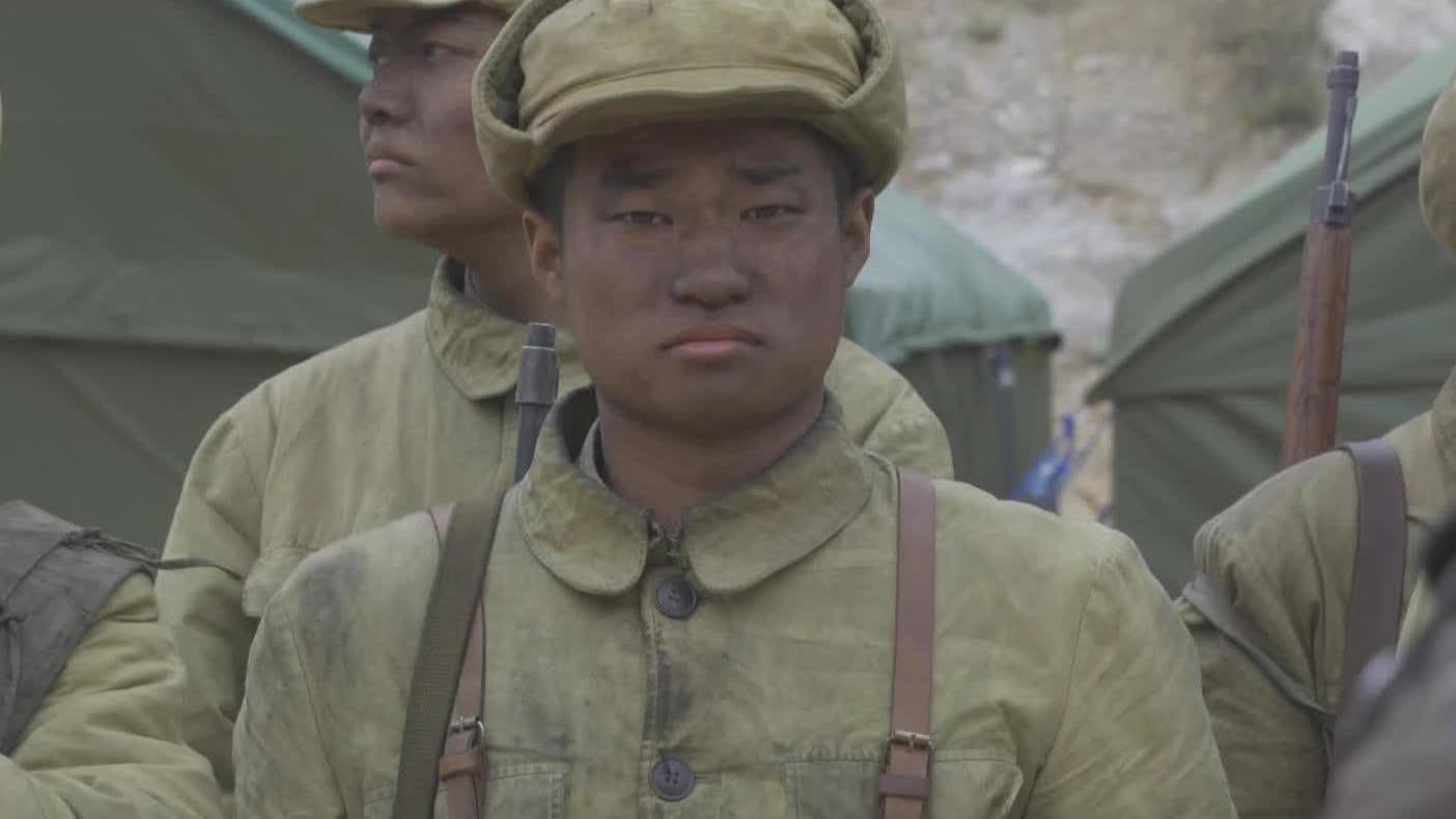 【长津湖】敬热血军魂纪念抗美援朝71周年