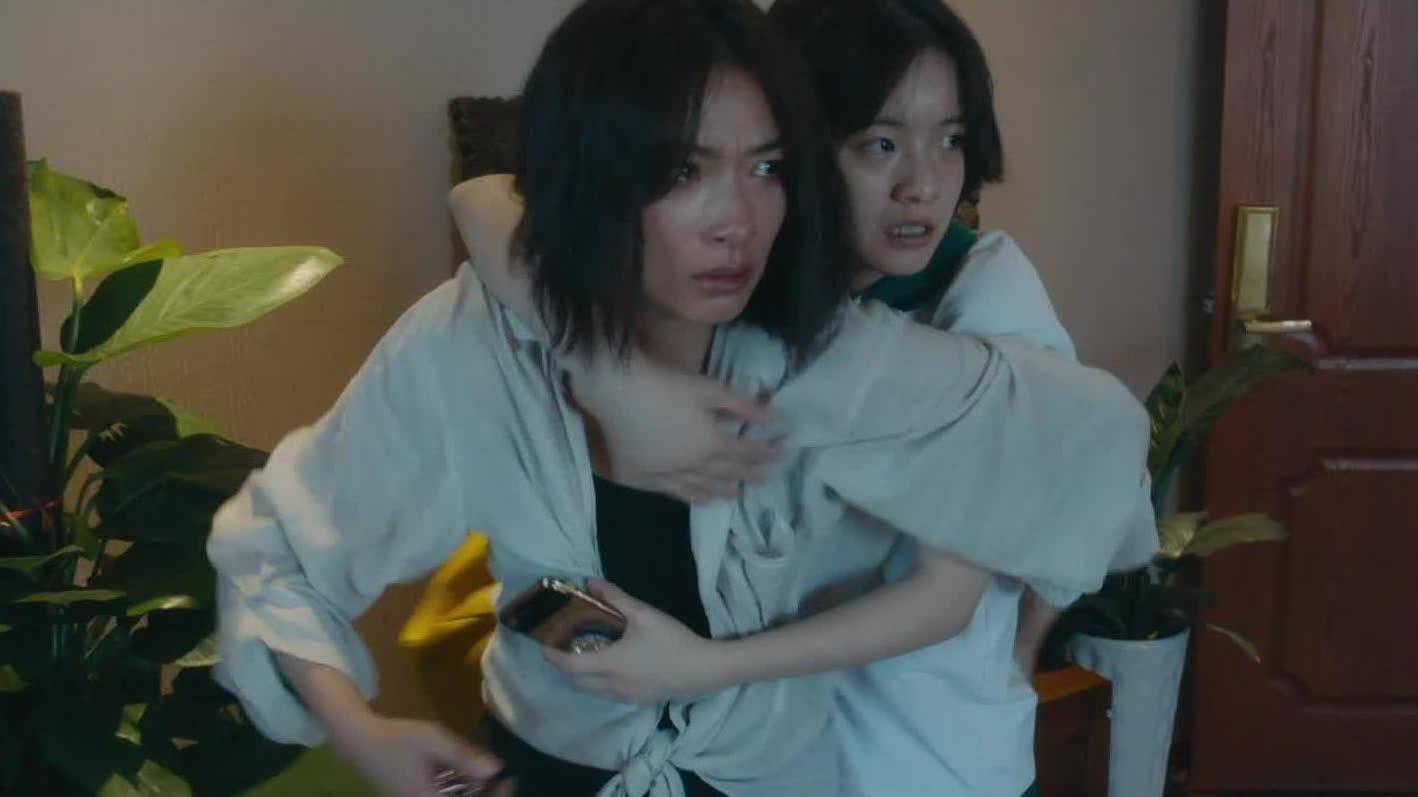 """【兔子暴力】""""妈妈请爱我一次""""万茜李庚希入戏太深哭戏虐心"""