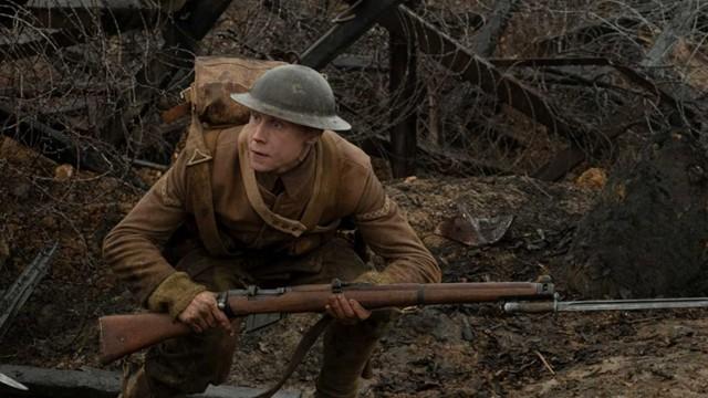 """【1917】""""一镜到底""""开启战争直播"""