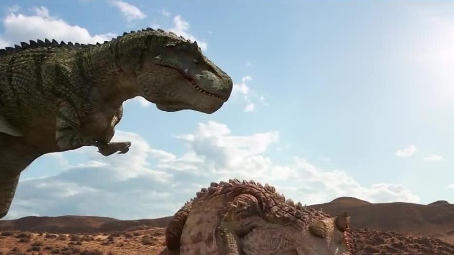 【恐龙王】找到小疙瘩的线索了吗?