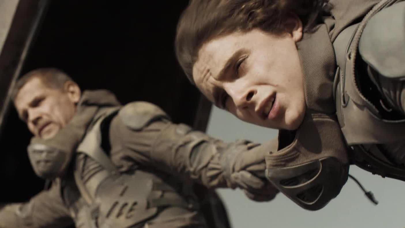 【沙丘】传奇配乐大师汉斯·季默为IMAX创作史诗级听觉盛宴
