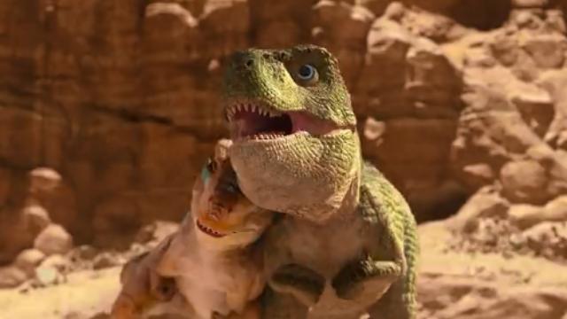 【恐龙王】小恐龙们被欺负